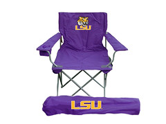 LSU TailGate Folding Camping Chair
