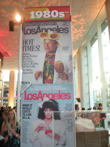 Los Angeles magazine 50th anniversary