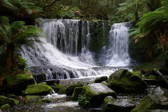 Waterfall, Mount Field