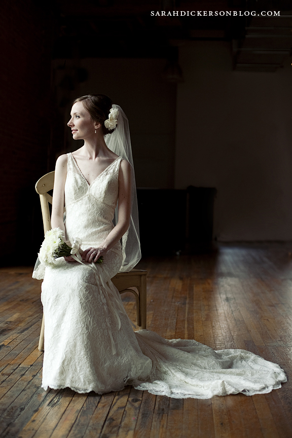 Kansas City bridal portraits