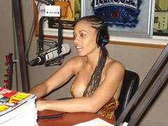 Sirius Hot Jamz, Model, Actress, Rap Video queen Melyssa Ford on The C & R Show! (covinoandrich) Tags: radio women satellite rich sirius maxim celebrities xm covino nussies