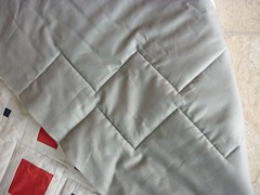 simple zigzag quilting