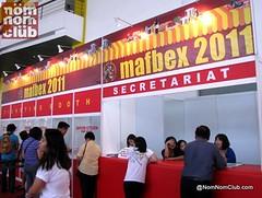 MAFBEX Registration / Entrance Ticket Fee