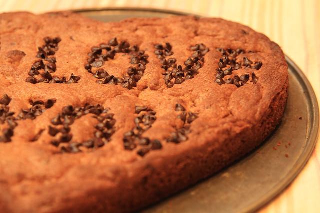 SNC chocolate chip cookies