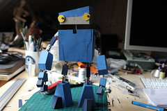 Robot progress 8