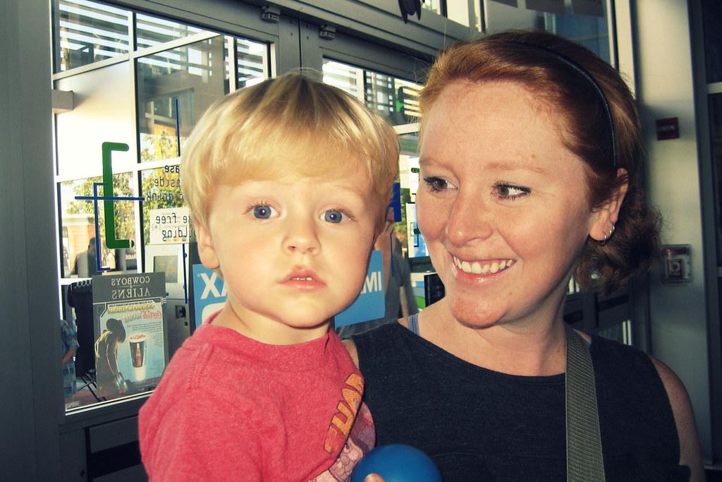 Cayden&Mama
