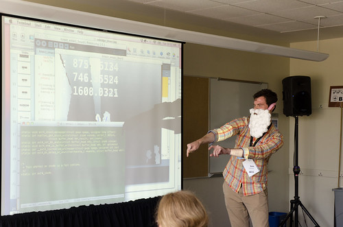 Control Emacs with Your Beard: the All-Singing All-Dancing Intro to Hacking the Kinect