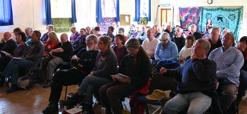 "16 Early morning audience in the village hall • <a style=""font-size:0.8em;"" href=""http://www.flickr.com/photos/26751807@N07/5886255412/"" target=""_blank"">View on Flickr</a>"