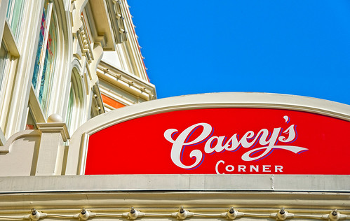 Casey's Corner by DisHippy