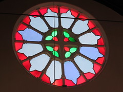 Rose Window, Church of Our Lord Victoria BC (@lacouvee) Tags: church victoriabc historicchurch humboldtvalley churchofourlord
