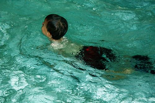 Nathan-swimming