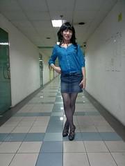 _ag128 (agjenglh) Tags: crossdressing transgender crossdresser femulate