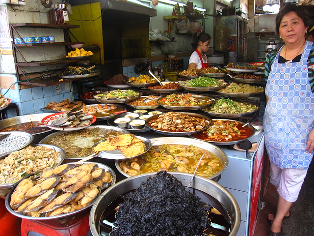 Food in Bangkok