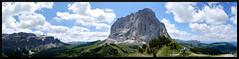 #75 (Francesca Brusori) Tags: trekking italia panoramica alpi montain trentino dolomiti italiy sassolungo