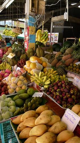 koh Samui Fruits サムイ島果物