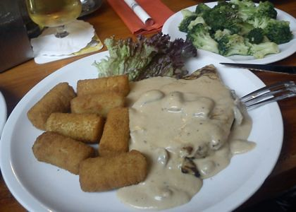 Steak-House San Diego in Berlin - 2