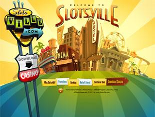 Slots Ville Casino Home