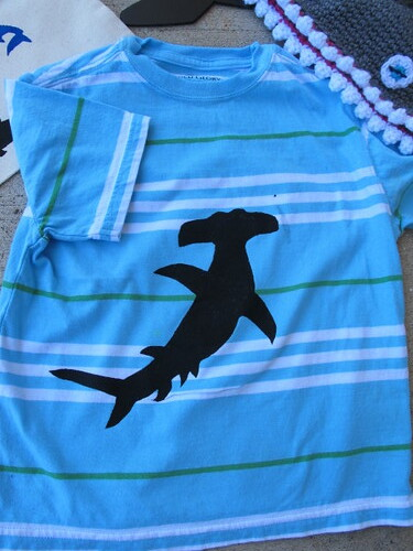 The Hammerhead Shark Shirt