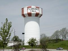 Florence, KY (MattBritt00) Tags: florence kentucky ky watertower florencemall
