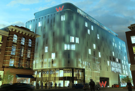 W Hotel London- Leicester Square