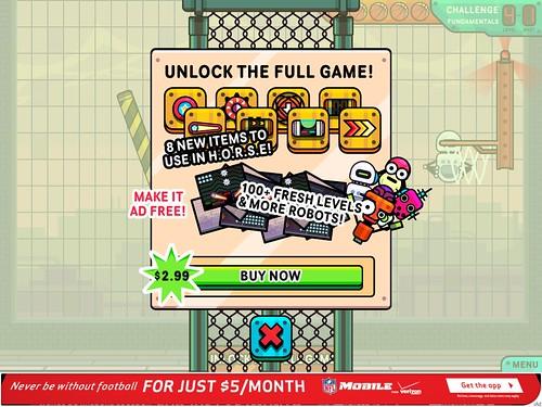 Gasketball Game Unlock: screenshots, UI