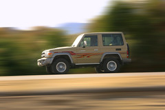 ..   (Toyota Saudi Arabia) Tags: toyota land jeddah lc cruiser        lc70  lc71 lc79