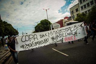 9º Ato contra o aumento da tarifa - Belém (PA)