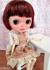 Molly (OOAK Blythe Doll)