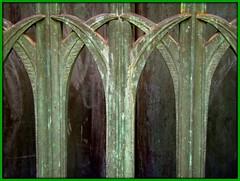 Woodlawn Cemetery: Door Detail, Dodge Brothers Mausoleum--Detroit MI (pinehurst19475) Tags: door city cemetery bronze doors architecturaldetail michigan detroit mausoleum woodlawn neoegyptian dodgebrothers dodgebrothersmausoleum
