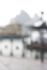 Circular Quay, morning. (daniel_james) Tags: abstract sydney australia circularquay nsw overexposed operahouse unfocused sydneyharbour 2014 sydneyferries tamron60mmmacro