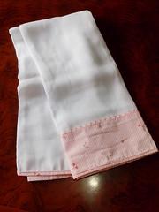 FRALDA TOALHA (Cecys Baby) Tags: vanessa verde branco de rosa toalha kit menina borboletas guimares passaros clssico gaiola berco fralda fraldinha