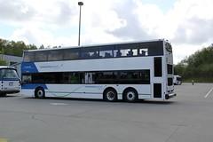 2010 ADL Enviro 500 #10819 (busdude) Tags: bus community group first ct transit motor 500 dennis society mbs enviro adl firstgroup communitytransit doubletall firsttransit