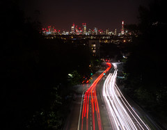 horizons (xelia mj) Tags: flickr redbubble sell sale print prints products light lights painting paint red white city night nightlight nightlights london uk capital londres shard sky skyline glow pollute pollution orange purple nighttime time dark long exposure expose exposed nikon d5200 lens teenager archway bridge view views high up height distance road motorway dual carriageway landscape cityscape europe eu britain england travel wanderlust visit trip roadtrip