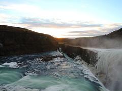 Gullfoss 03 (P310PiX) Tags: p310 iceland gullfoss waterfall water