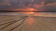 (Jona Mago) Tags: atardecer mar sea sun sol nubes clouds agua water nikond610 nikon1424mmf28 hitechfilters montsaintmichel