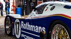 Rothmans Porsche (lex_visser) Tags: circuitparkzandvoort porsche zandvoort historicgrandprix2016 lemans groupc