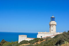 Phare du Cap Ivi (Ath Salem) Tags: lighthouse phare algrie algeria coast cte mditerrane mediterranean     cap ivi mostaganem         sea algerian beach amazing ouled boughalem plage sable ben abdelmalek ramdane    fin