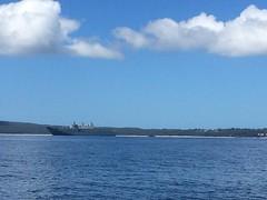 Australian Navy (petes_travels) Tags: navy submarine australian ship jervis bay australia new south wales