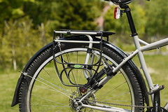 2011 Surly Karate Monkey rear rack (Freeload Racks)