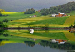 Sunlit reflections, Ytre Siem (ystenes) Tags: norway reflections norge niceshot farm siem fjord 1001nights romsdal mreogromsdal magiccity seim naturepoetry farnes colorphotoaward fannefjorden eidsbygda mygearandme mygearandmepremium mygearandmebronze mygearandmesilver mygearandmegold mygearandmeplatinum mygearandmediamond artistoftheyearlevel3 ytreseim ytresiem rodvenfjorden flickrstruereflection1 flickrstruereflection2 flickrstruereflection3 rememberthatmomentlevel4 rememberthatmomentlevel1 rememberthatmomentlevel2 rememberthatmomentlevel3 rememberthatmomentlevel5