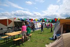 ons straatje @opwekking (erikvanderkooij) Tags: nl polder zon flevoland walibi pinksteren 2011 biddinghuizen pentacost opwekking pinksterconferentie nedelrnad