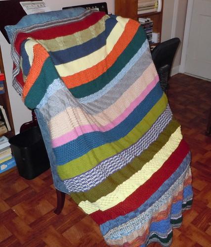 Oddball Blanket #1 Complete