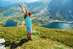 hello, my name is Maya (.:: Maya ::.) Tags: mountain nature trekking outdoor lakes bulgaria rila seven       mayaeye mayakarkalicheva  wwwmayaeyecom