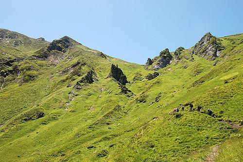 Sur les traces de Trutat : montée au col de Saleix