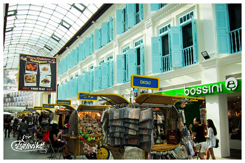 bugis junction stalls