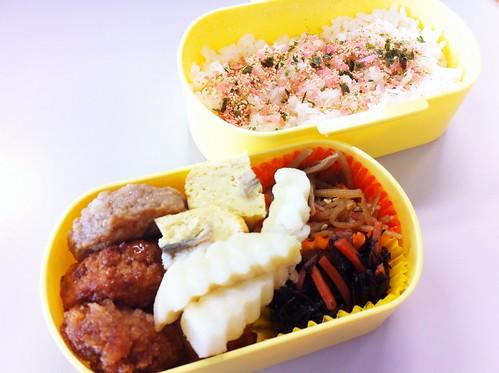 今日のお弁当 No.190 – 焼鮭
