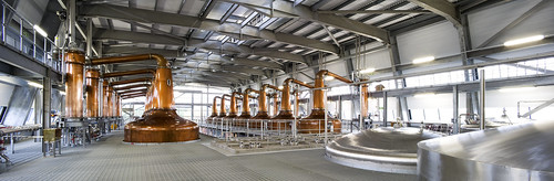 Roseisle Distillery by Austin-Smith:Lord LLP