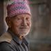 Man of Bhaktapur, Kathmandu Valley