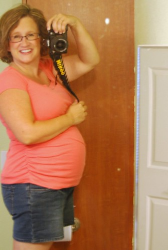 just over 24 weeks