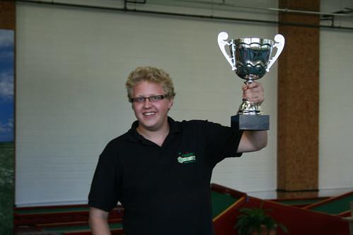 James Rutherford - 2011 British Champion